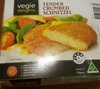 Vegie Delights Tender Crumbed Schnitzel - Product