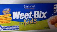 Weet-bix for Kids - Product - en