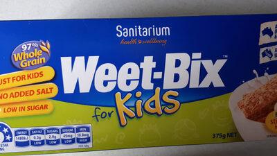 Weet-bix for Kids - Produit