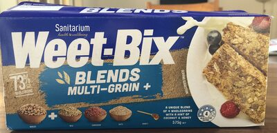 Sanitarium Weetbix Wheat Biscuits Multi Grain - Product - en