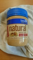 natural peanut butter crunchy - Product