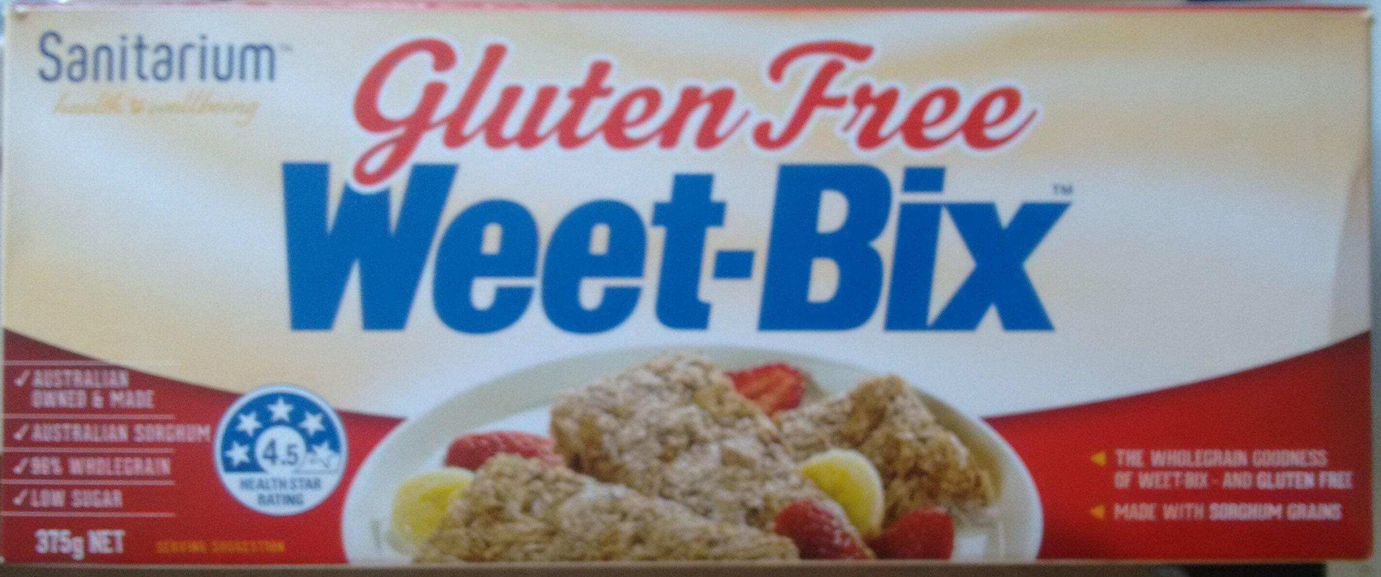 Gluten Free Weet-Bix - Product - en