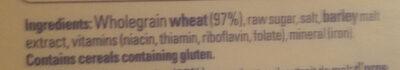 Weet-Bix - Ingredients - en