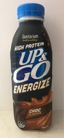 Up&GO ENERGIZE - Product - fr