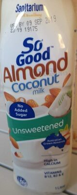 Almond Coconut Milk - Product