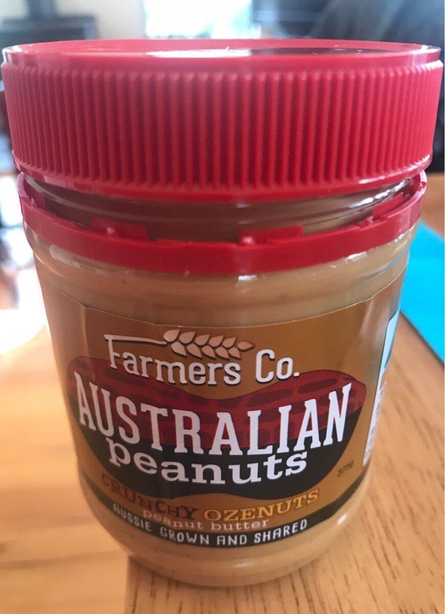 Australian Peanuts - Product - en