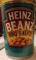 Heinz Beanz BBQ Sauce - Product