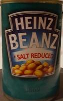 Heinz Beanz Salt Reduced - Product - en