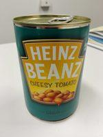 baked beans cheesy tomato - Produit