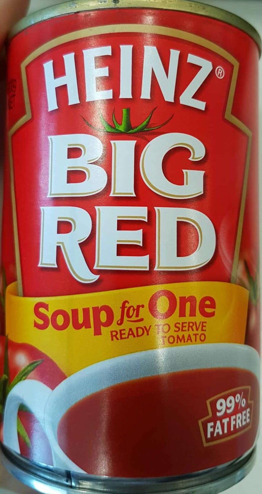 Heinz big red soup for one - Product