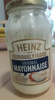 Original Mayonnaise - Product