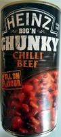Big N Chunky Chilli Beef - Product - en