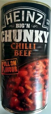 Big N Chunky Chilli Beef - Product