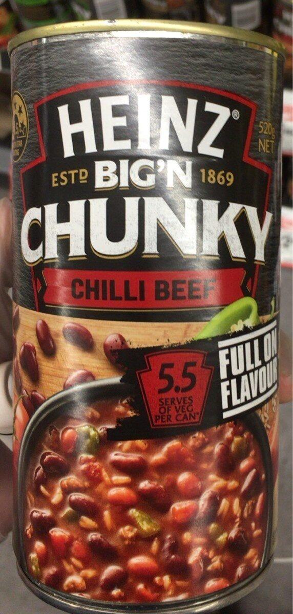 Chili Beef - Product - en