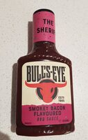 Bull's-eye smokey bacon BBQ sauce - Product - en