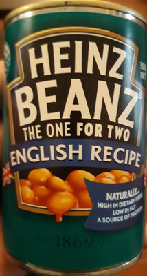 English Recipe - Product - en