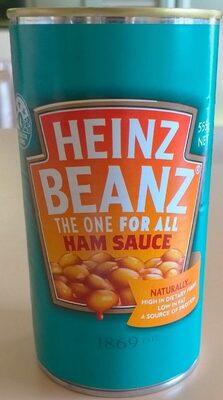 Beans ham sauce - Product - en