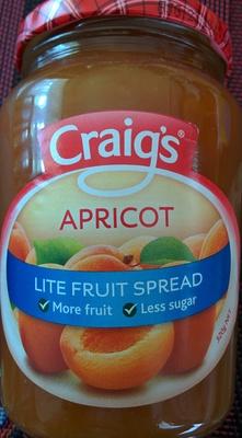 Apricot Lite Fruit Spread - Product - en