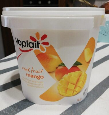 Real fruit Mango - Product - en