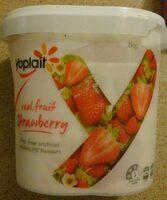 Yoplait Real Fruit Strawberry - Product