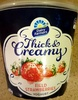 Thick & Creamy Field Strawberries Yoghurt - Product