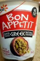 Bon Apetit Super Thick Greek Natural Yoghurt - Product - en