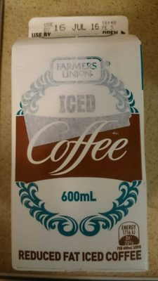 Iced Coffee - Product - en