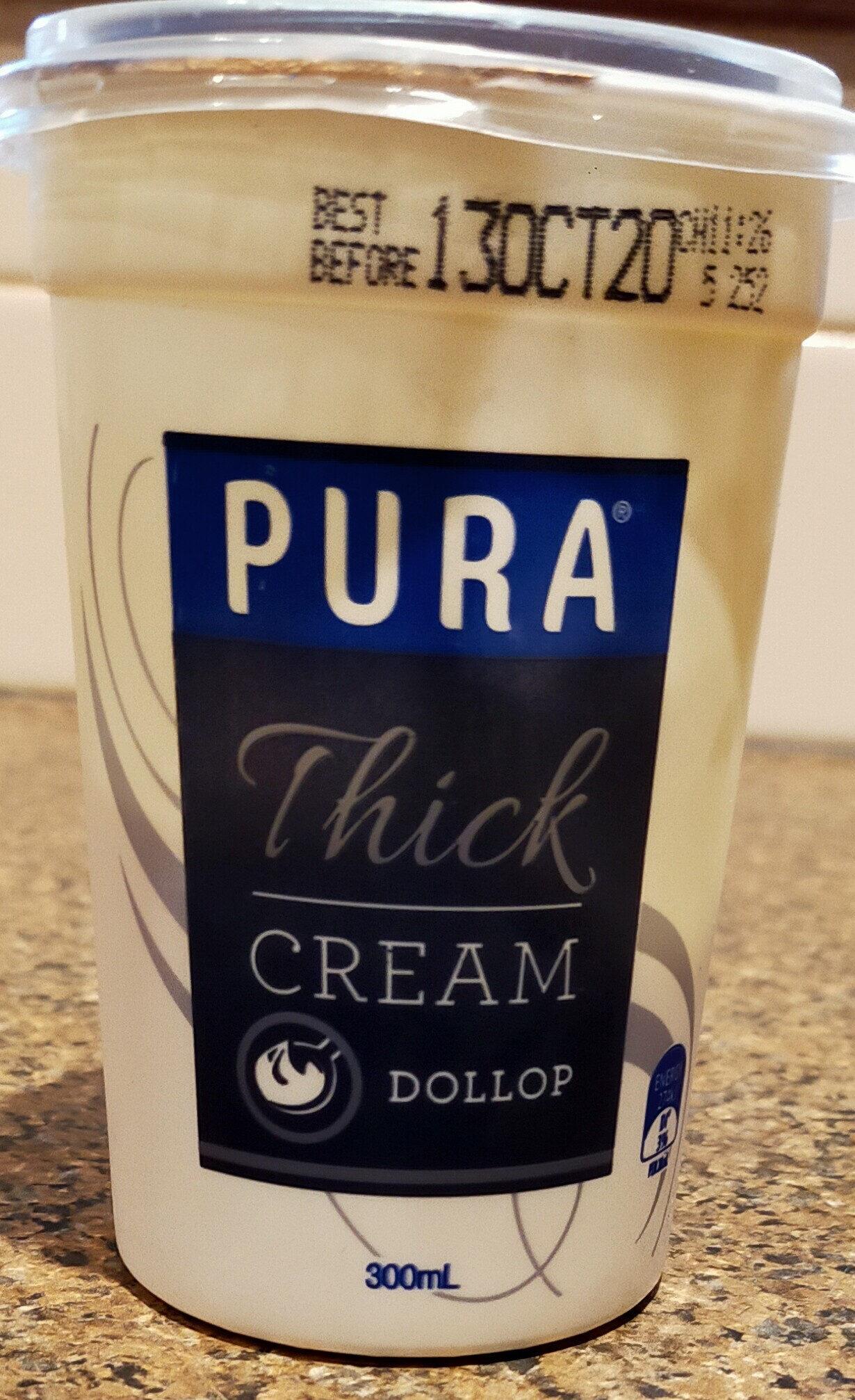 Thick Cream Dollop - Product - en
