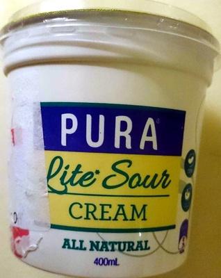 Lite Sour Cream - All Natural - Product - en
