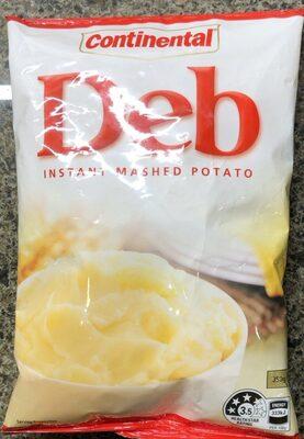 Instant mashed potato - Produit - en
