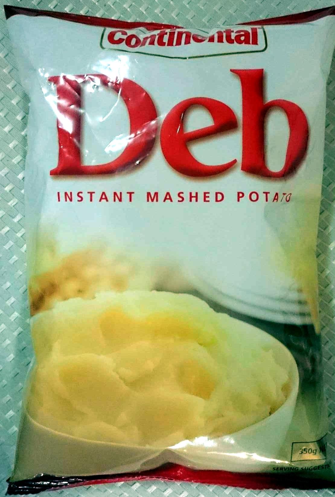 Deb Instant Mashed Potato - Product - en