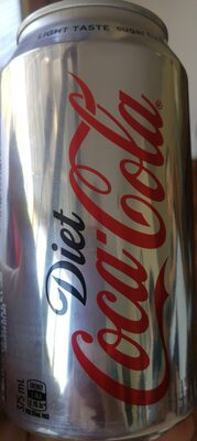 Diet Coca-Cola - Product - en