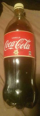 Vanilla coke - Ingredients - en