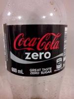 Coca-Cola Zero - Product - en