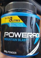 Isotonic Mountain Blast Powder - Produit - fr