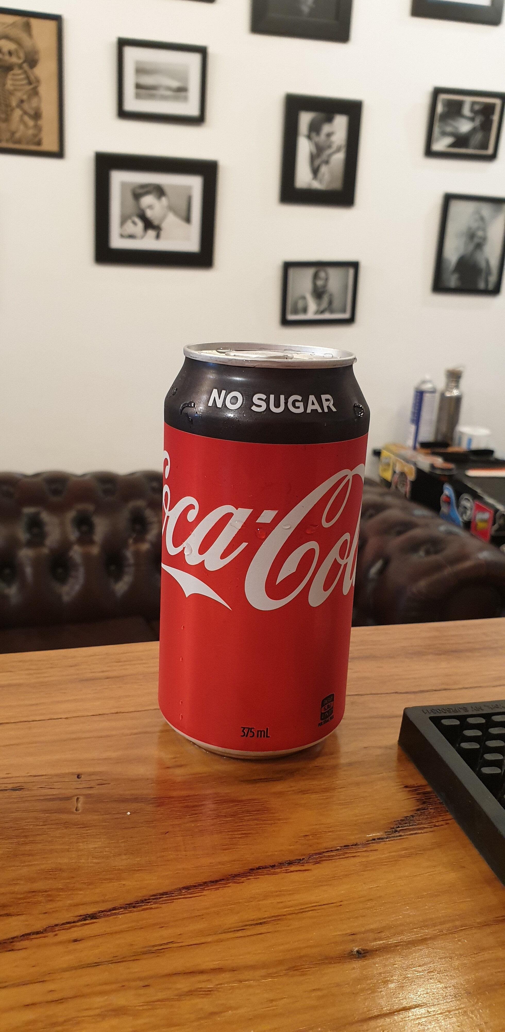 Coca Cola No Sugar - Product