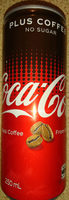 Coca-Cola Plus Coffee - Product - en