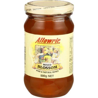 Allowrie Mixed Blossom Honey - 3