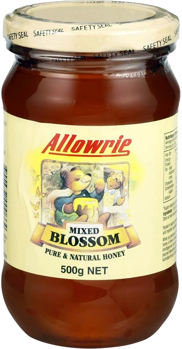 Allowrie Mixed Blossom Honey - Product