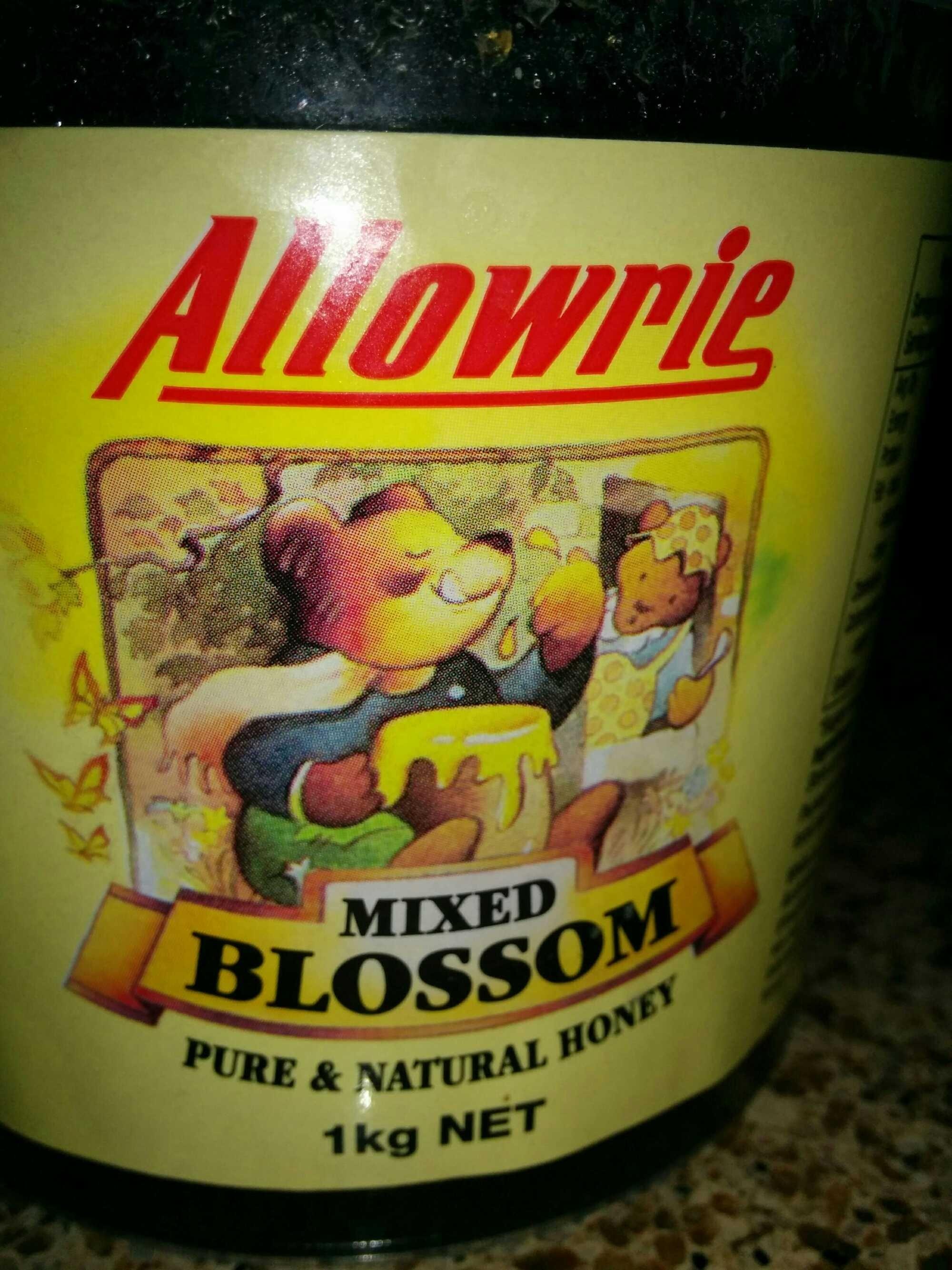 Mixed Blossom pure & natural honey - Product - en