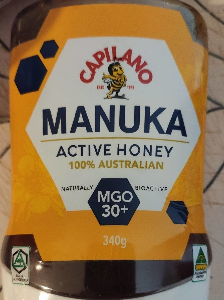 Manuka honey - Product - en