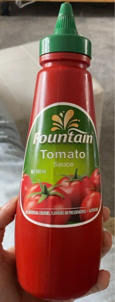 Tomato sauce - Product - en