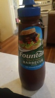 Fountain Barbecue Sauce - Product