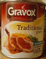 Gravox Traditional Gravy - Product
