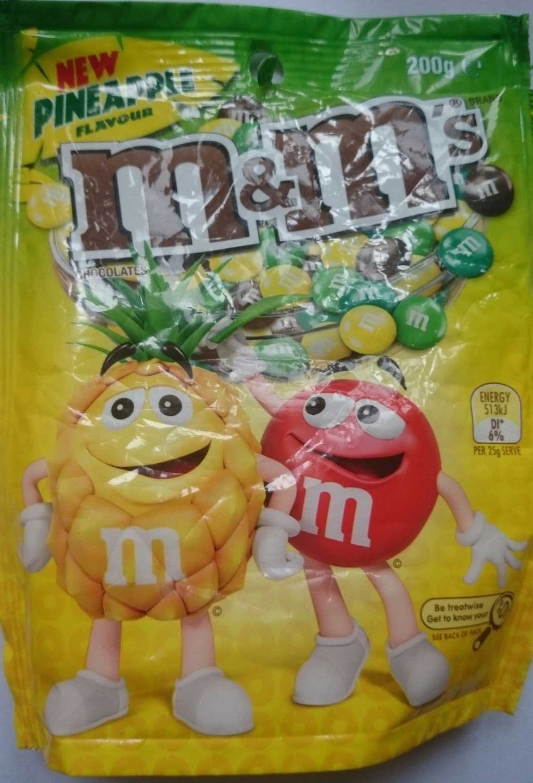 M&M's Pineapple - Product