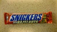 Snickers with Hazelnuts - Product