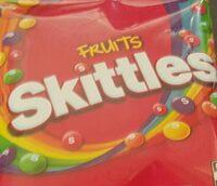 Fruit skittles - Produit - en