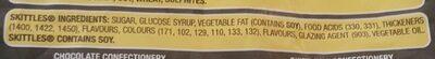 Fruit skittles - Ingrédients - en