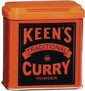 Traditional Curry Powder - Product - en