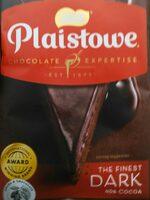 Plaistove dark 45%cacao - Ingredients - en